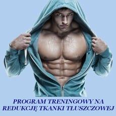baner kursu Program treningowy na redukcję tkanki tłuszczowej