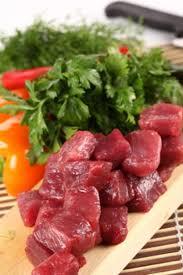 mięso jako dobre źródło białka