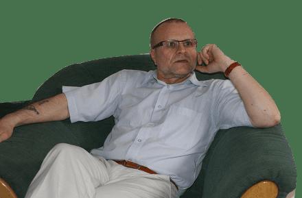 trener Ryszard Rećko
